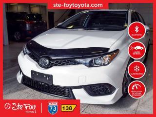 Used 2018 Toyota Corolla iM IM CVT *AC, SIEGES CHAUFFANTS, MIROIRS CHAUFFANTS* for sale in Québec, QC