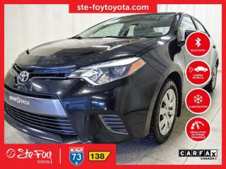 Used 2016 Toyota Corolla LE *AC, SIEGES CHAUFFANTS, MIROIRS CHAUFFANTS* for sale in Québec, QC