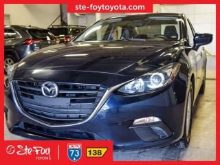 Used 2016 Mazda MAZDA3 *AC,SIEGES CHAUFFANTS,CAMERA RECUL,ROUES ALLIAGES* for sale in Québec, QC