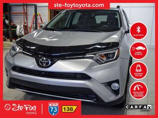 Used 2016 Toyota RAV4 Limited *AC, TOIT OUVRANT, SIEGES CHAUFFANTS* for sale in Québec, QC