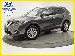 Used 2016 Nissan Rogue SV CAM DE RECUL SIÈGES CHAUFFANTS BLUETOOTH for sale in Brossard, QC
