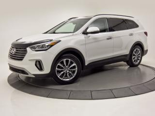Used 2017 Hyundai Santa Fe XL AWD LUXURY 6 PLACES NAV TOIT PANO CUIR BLUETOOTH for sale in Brossard, QC
