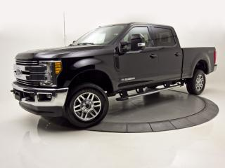 Used 2017 Ford F-250 4WD CREW CAB LARIAT DIESEL 4X4 NAV TOIT OUVRANT for sale in Brossard, QC