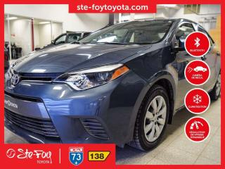 Used 2016 Toyota Corolla LE *AC,SIEGES ET MIROIRS CHAUFFANTS* for sale in Québec, QC
