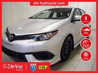 Used 2017 Toyota Corolla iM IM *AC, SIEGES CHAUFFANTS, MIROIRS CHAUFFANTS* for sale in Québec, QC