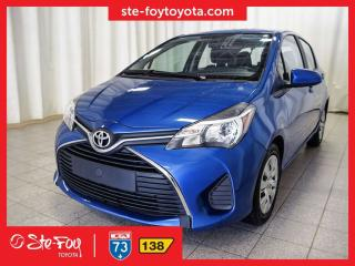 Used 2016 Toyota Yaris LE for sale in Québec, QC