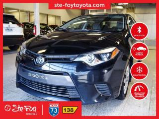 Used 2015 Toyota Corolla LE *AC, SIEGES CHAUFFANTS, MIROIRS CHAUFFANTS* for sale in Québec, QC