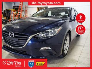 Used 2016 Mazda MAZDA3 Sport GX *MIROIRS CHAUFFANTS* for sale in Québec, QC