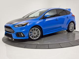 Used 2016 Ford Focus RS 350HP!!! NAV TOIT OUVRANT CUIR CAM DE RECUL for sale in Brossard, QC