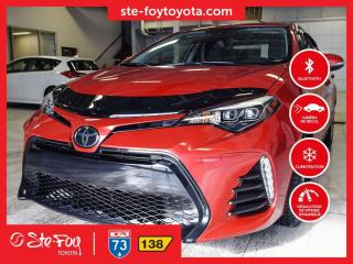 Used 2019 Toyota Corolla SE *AC, SIEGES CHAUFFANTS, CAMERA RECUL* for sale in Québec, QC