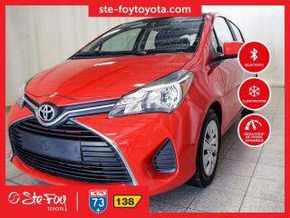 Used 2017 Toyota Yaris Le Gr Commodité for sale in Québec, QC
