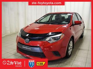 Used 2015 Toyota Corolla LE for sale in Québec, QC