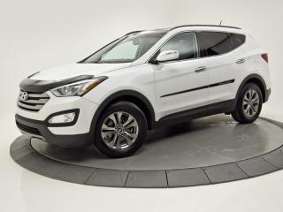 Used 2016 Hyundai Santa Fe Sport AWD LUXURY TOIT PANO CUIR for sale in Brossard, QC
