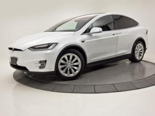 Used 2016 Tesla Model X TESLA MODEL X 75D AUTOPILOT, 6 PASS, BLACK LEATHER for sale in Brossard, QC