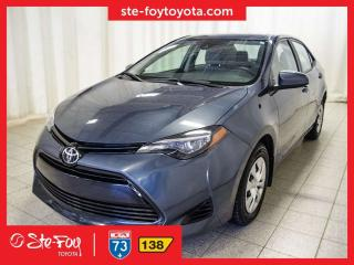 Used 2017 Toyota Corolla CE for sale in Québec, QC