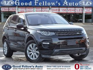 Used 2017 Land Rover Discovery Sport Zero Down Car Financing ..! for sale in Toronto, ON