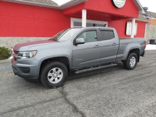 Used 2018 Chevrolet Colorado 2WD Work Truck for sale in Cornwall, ON
