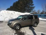 Photo of Tan 2009 Honda Pilot