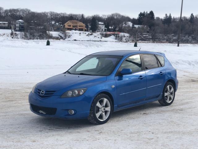 2004 Mazda MAZDA3 GS