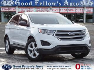 Used 2017 Ford Edge SE MODEL, 2.0L ECOBOOST, REARVIEW CAMERA for sale in Toronto, ON