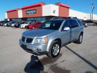 Used 2006 Pontiac Torrent 4dr AWD 4 Door for sale in Steinbach, MB