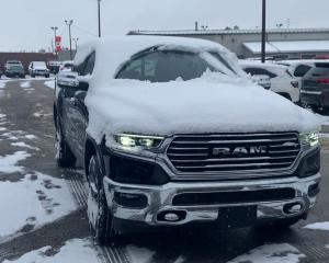 Used 2020 Dodge Ram 1500 4x4 Big Horn for sale in Oakville, ON