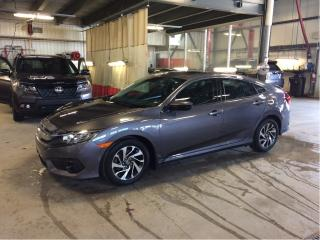 Used 2017 Honda Civic EX for sale in Gatineau, QC