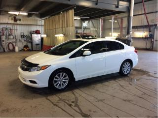 Used 2012 Honda Civic EX for sale in Gatineau, QC