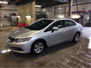 Used 2015 Honda Civic LX for sale in Gatineau, QC