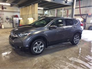 Used 2017 Honda CR-V EX for sale in Gatineau, QC