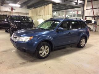 Used 2011 Subaru Forester X Convenience for sale in Gatineau, QC