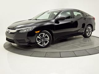 Used 2018 Honda Civic LX CAMERA DE RECUL BLUETOOTH GROUPE ELECTRIQUE for sale in Brossard, QC