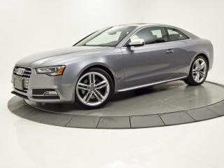 Used 2016 Audi S5 PROGRESSIV TOIT PANO NAV CUIR SIÈGES CHAUFFANTS for sale in Brossard, QC