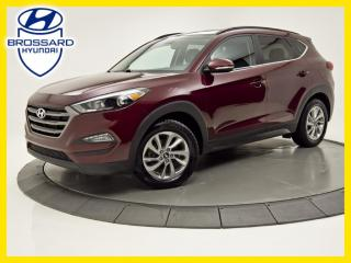 Used 2016 Hyundai Tucson AWD LUXURY TOIT GPS 4X4 CUIR BLUETOOTH for sale in Brossard, QC