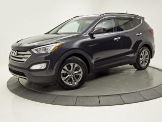 Used 2016 Hyundai Santa Fe Sport SPORT 4CYL AUTO AC BLEUTOOTH for sale in Brossard, QC