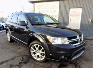 Used 2012 Dodge Journey **R/T,4X4,CUIR,TOIT,1 PROPRIO** for sale in Longueuil, QC