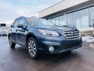 Used 2017 Subaru Outback 5dr Wgn CVT 3.6R Limited Tech ,full,toit,cuir,gps for sale in Lévis, QC
