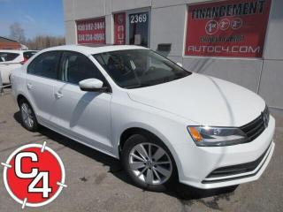 Used 2016 Volkswagen Jetta 4dr 1.4 TSI TOIT MAG CONFORTLINE for sale in St-Jérôme, QC