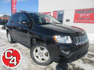 Used 2011 Jeep Compass 4X4 TOIT NORTH MAG for sale in St-Jérôme, QC
