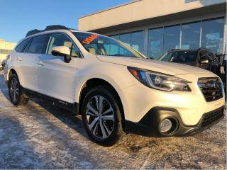 Used 2018 Subaru Outback 2.5i Limited,full,cuir,gps,camera for sale in Lévis, QC