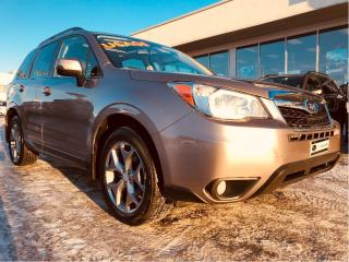 Used 2016 Subaru Forester 5dr Wgn CVT 2.5i Limited,toit,gps cuir for sale in Lévis, QC