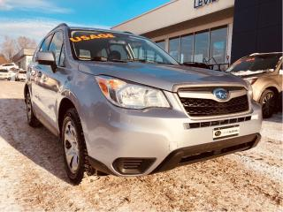 Used 2016 Subaru Forester 5DR WGN CVT 2.5I for sale in Lévis, QC