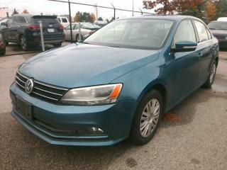 Used 2015 Volkswagen Jetta HIGHLINE for sale in Scarborough, ON