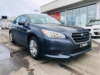 Used 2016 Subaru Legacy 4dr Sdn auto 2.5i,cam ,bluetooth for sale in Lévis, QC