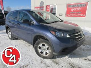 Used 2013 Honda CR-V LX AWD GR ELECT. for sale in St-Jérôme, QC