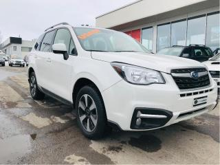 Used 2017 Subaru Forester 5dr Wgn Man 2.5i Touring,toit,siege electrique for sale in Lévis, QC