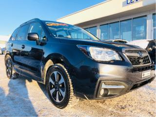 Used 2017 Subaru Forester 5dr Wgn CVT 2.5i Touring,toit,cam,siege electrique for sale in Lévis, QC