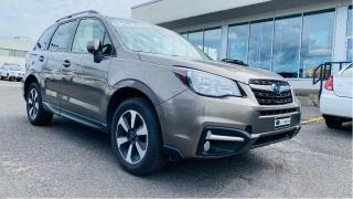 Used 2018 Subaru Forester 2.5i Touring CVT for sale in Lévis, QC