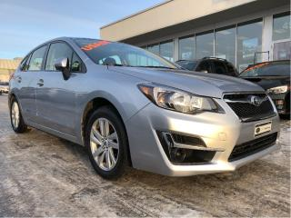 Used 2016 Subaru Impreza 5dr HB Man 2.0i w-Touring Pkg for sale in Lévis, QC