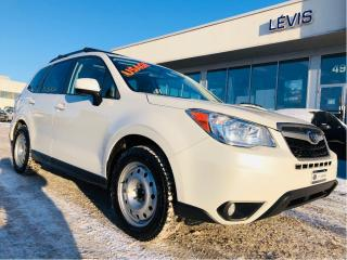 Used 2018 Subaru Forester 2.5i Convenience CVT for sale in Lévis, QC